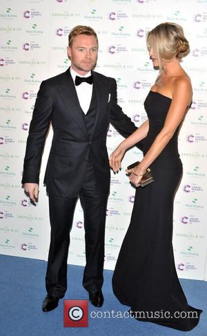 Ronan Keating's Ball Breaks Fundraising Record