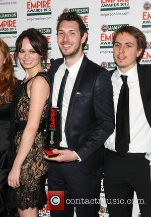 Lydia, Blake Harrison, Joe Thomas, The Inbetweeners and Grosvenor House
