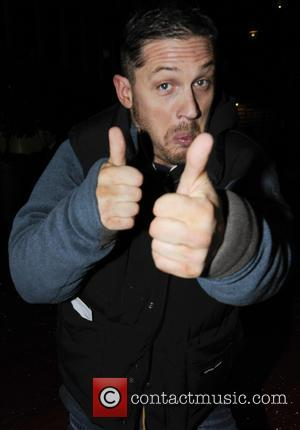 Tom Hardy English National Ballet's The Nutcracker - Arrivals  Featuring: Tom Hardy