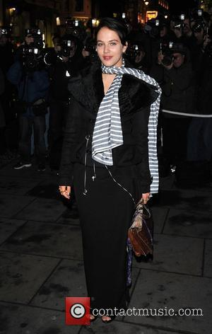 Jessica Brown-Findlay English National Ballet Christmas Party held at the Martins Lane Hotel - Arrivals. London, England - 14.12.11