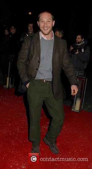 Tom Hardy Raises $72,000 For Charity
