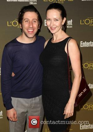 Baby Drama For Big Bang's Simon Helberg
