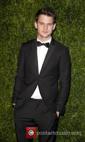 Jeremy Irvine London Evening Standard Theatre Awards held at The Savoy London, England - 25.11.12