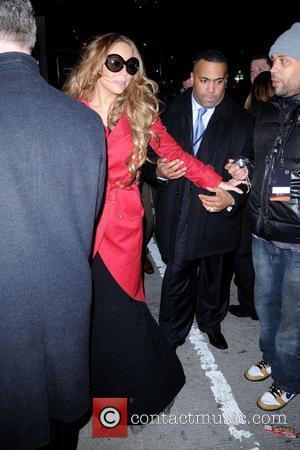 Mariah Carey and Gotham Hall