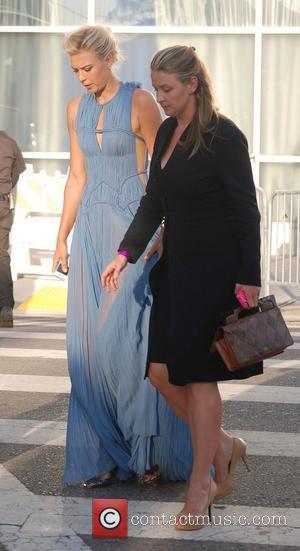 Maria Sharapova 2012 ESPY Awards held at the Nokia Theatre L.A. Live - Outside Los Angeles, California - 11.07.12