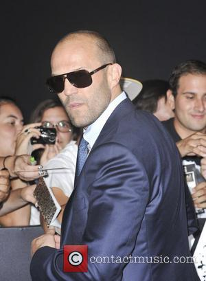 Jason Statham  The Los Angeles Premiere of The Expendables 2 at Grauman's Chinese Theatre. Hollywood, California - 15.08.12