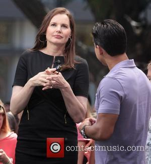 Earth Girls Are Easy... To Annoy: Geena Davis Calls Out Seth MacFarlane On Sexist Oscars Jokes