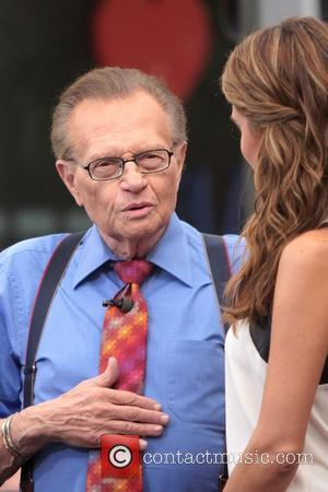 Larry King's Wife Shocked By Son's Sexy Photo