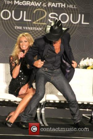 Faith Hill And Tim Mcgraw Announce Soul2soul Vegas Shows (Photos)