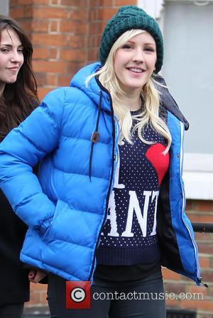 Ellie Goulding Quits Smoking