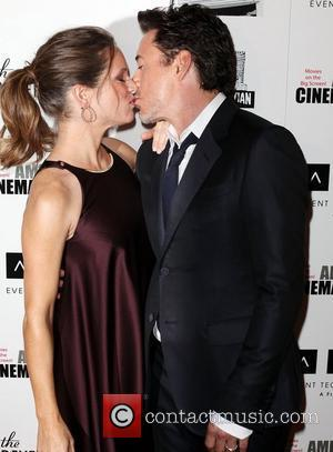 *file photo* * DOWNEY, JR. WELCOMES SON ROBERT DOWNEY, JR. and his wife Susan have become parents to a baby...