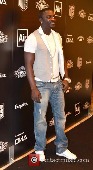 Akon  5th Annual House of Hype Music Awards New York City, USA - 06.09.12