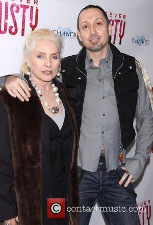 Deborah Harry aka Debbie Harry and Michael Formika Jones Premiere of 'Forever Dusty' at the New World Stages - Arrivals...