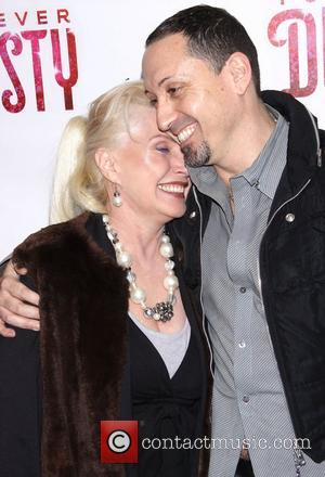 Deborah Harry aka Debbie Harry and Michael Formika Jones  Premiere of 'Forever Dusty' at the New World Stages -...