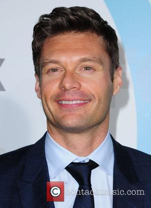 Ryan Seacrest   2012 Fox Upfront Presentation held at the Wollman Rink - Arrivals New York City, USA, 14.05.12