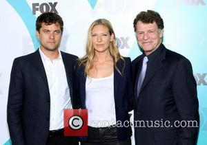 Joshua Jackson, Anna Torv, John Noble  2012 Fox Upfront Presentation held at the Wollman Rink - Arrivals New York...