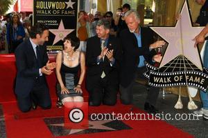 Andrew Lincoln, Gale Anne Hurd, Leron Gubler, James Cameron Gale Anne Hurd honored on the Hollywood Walk Of Fame Hollywood,...