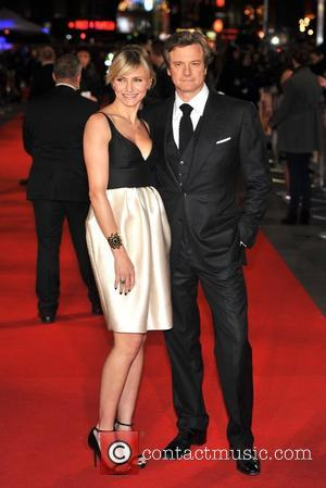 Colin Firth, Cameron Diaz Gambit - world film premiere held at The Empire, Leicester Square - Arrivals. London, England -...