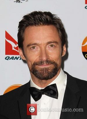 Hugh Jackman G'Day USA Black Tie Gala at the JW Marriot at LA Live - Arrivals  Featuring: Hugh Jackman...