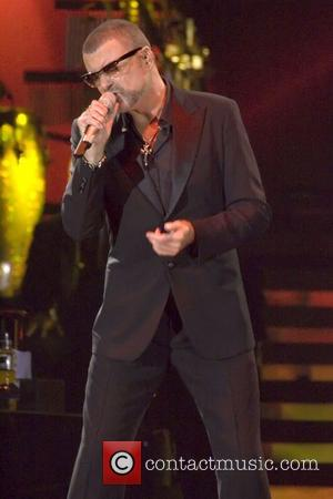 George Michael performing during his Symphonica Tour at the SECC Glasgow, Scotland - 23.09.12