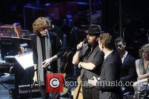 Dave Stewart and Lunt-fontanne Theatre