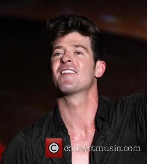 Robin Thicke And Nick Cannon Shooting New U.s. Reality Show
