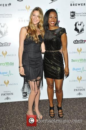 Joss Stone and Beverley Knight