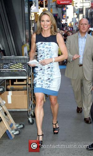News Anchor Amy Robach Preparing To Work Through Chemotherapy