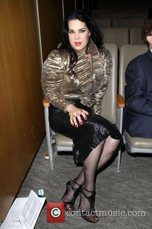 Chyna Aka Joan Marie Laurer 2012 Black & Gold Gala held at The L.A. Studio Center Los Angeles, California -...