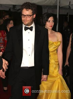 Seth Rogen The 69th Annual Golden Globe Awards (Golden Globes 2012) held at The Beverly Hilton Hotel - Departures Los...