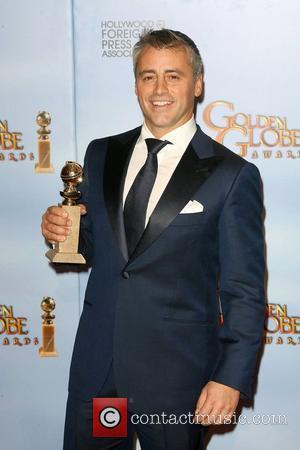 Matt LeBlanc The 69th Annual Golden Globe Awards (Golden Globes 2012) held at The Beverly Hilton Hotel - Press Room...