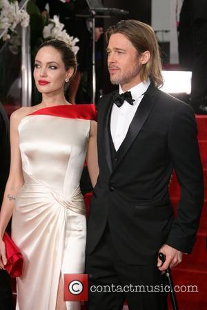 Angelina Jolie To Brad Pitt At The Globes,