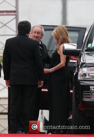 Steven Spielberg and Kate Capshaw  The 69th Annual Golden Globe Awards (Golden Globes 2012) held at The Beverly Hilton...