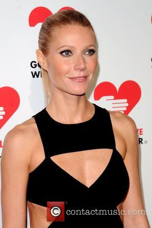 Gwyneth Paltrow at the God's Love We Deliver 2012 Golden Heart Awards Celebration - Arrivals. New York City, USA -...