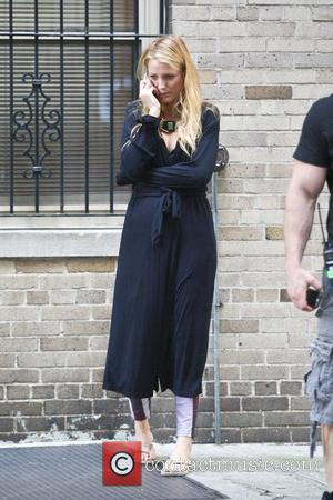 Gossip Surrounds The Girl As Blake Lively Returns To Work Post-marriage