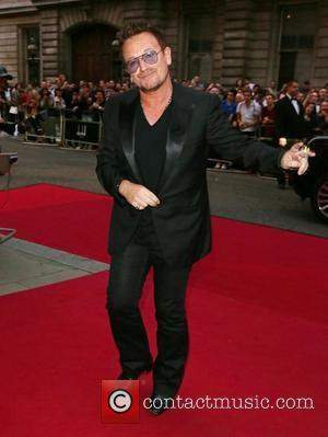 Bono Job Hunts For Iman