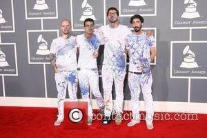 La Vida Boheme 54th Annual GRAMMY Awards (The Grammys) - 2012 Arrivals held at the Staples Center Los Angeles, California...