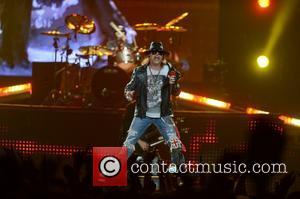 Police Recover Axl Rose's Stolen Jewellery