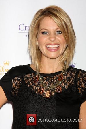 Candace Cameron Bure Hallmark Channel's Winter 2012 TCA Press Tour Evening Gala at Tournament House - Arrivals Los Angeles, California...