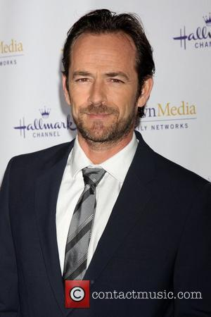 Luke Perry And Jennie Garth Not Dating