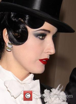 Dita Von Teese attending the 17th Annual NYRP Halloween Benefit Gala, held at the Waldorf-Astoria Hotel.  New York City,...