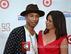 Miley Cyrus Felt Free Recording With Pharrell Williams