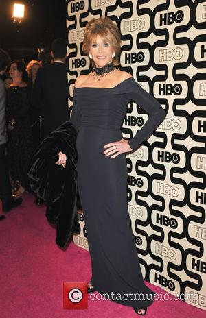 Jane Fonda HBO's 2013 Golden Globes Party at the Beverly Hilton Hotel - Arrivals  Featuring: Jane Fonda Where: Los...