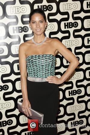 Olivia Munn 2013 HBO's Golden Globes Party at the Beverly Hilton Hotel - Arrivals  Featuring: Olivia Munn Where: Beverly...