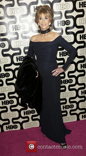 Jane Fonda 2013 HBO's Golden Globes Party at the Beverly Hilton Hotel - Arrivals  Featuring: Jane Fonda Where: Los...