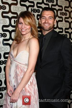 Ivana Milicevic; Antony Starr 2013 HBO's Golden Globes Party at the Beverly Hilton Hotel  Featuring: Ivana Milicevic, Antony Starr...