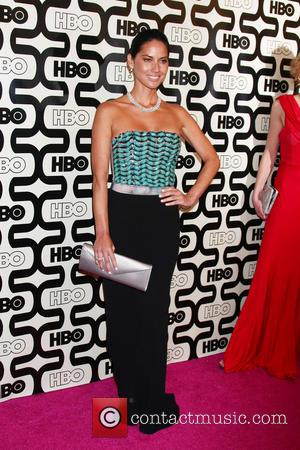 Olivia Munn 2013 HBO's Golden Globes Party at the Beverly Hilton Hotel  Featuring: Olivia Munn Where: Los Angeles, California,...