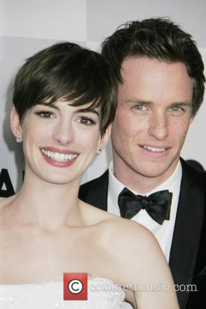 Anne Hathaway; Eddy Redmayne NBC Universal's 70th Annual Golden Globe Awards After Party - Arrivals  Featuring: Anne Hathaway, Eddy...