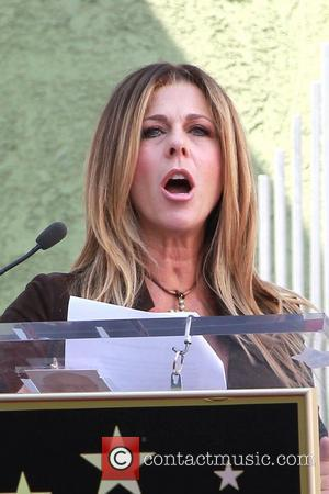 Rita Wilson Heart is  honored with a Hollywood Star on the Hollywood Walk of Fame Hollywood, California - 25.09.12
