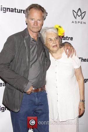 Sam Shepard and Lois Smith